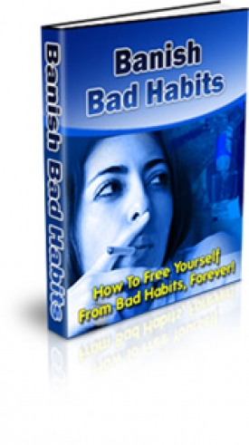 Banish Bad Habits E-book