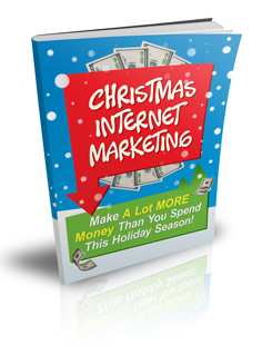 Christmas Internet Marketing E-book