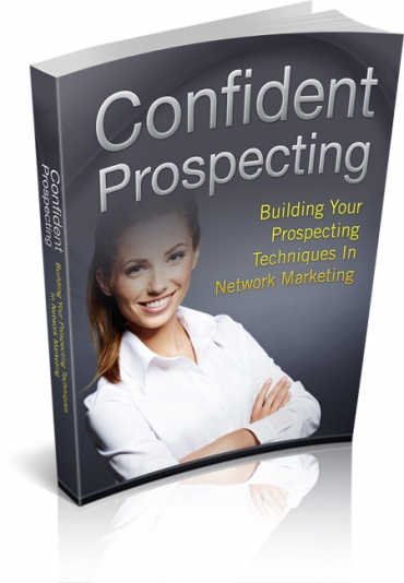 Confident Prospecting E-book