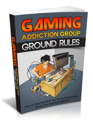 Gaming Addiction Group Ground Rules E-book