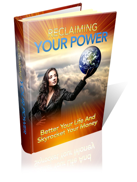 Reclaiming Your Power E-book