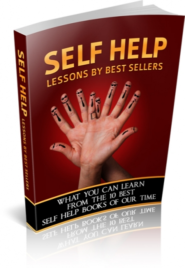 Self Help Lessons By Best Sellers E-book