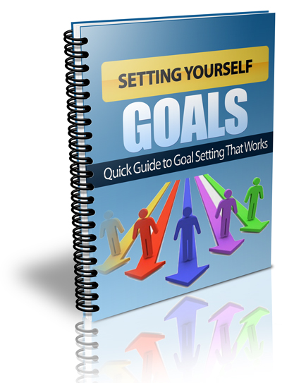 Setting Yourself Goals E-book