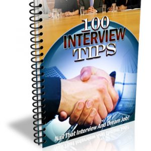 T100 Interview Tips E-book