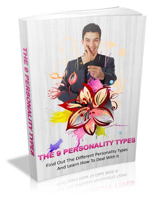 The 9 Personality Types E-book