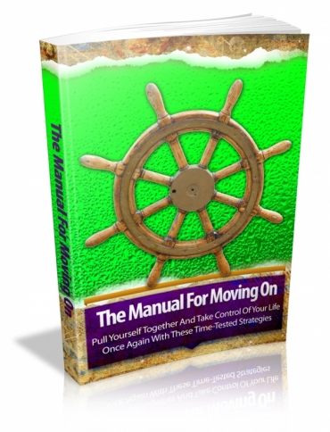 The Manual For Moving On E-book