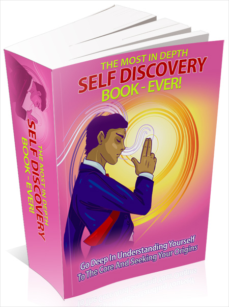 The Most In Depth Self Discovery E-book
