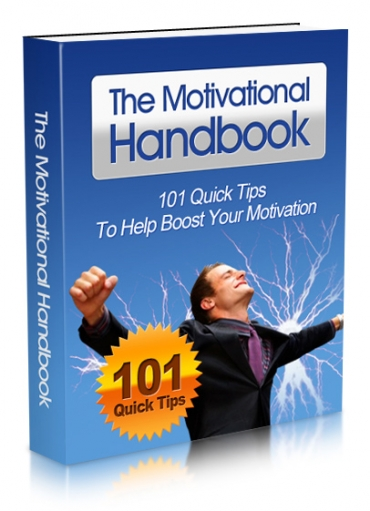 The Motivational Handbook E-book