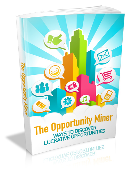 The Opportunity Miner E-book