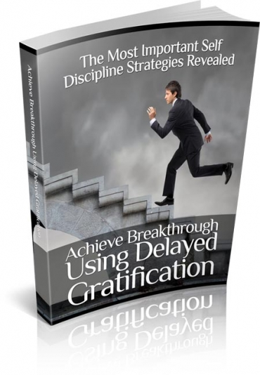Using Delayed Gratification E-book