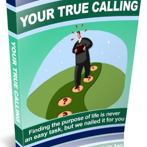 Your True Calling E-book