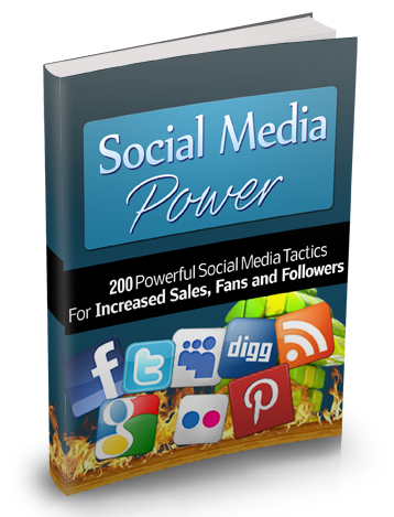 Social Media Power E-book