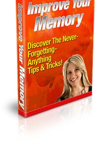 Improve Your Memory e-book 01